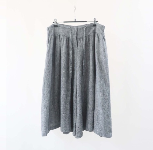 Atelier Equal linen wide pants