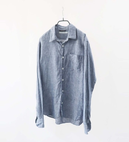 URBAN RESEARCH linen shirt