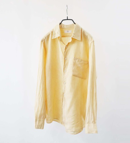 Uniqlo linen shirt