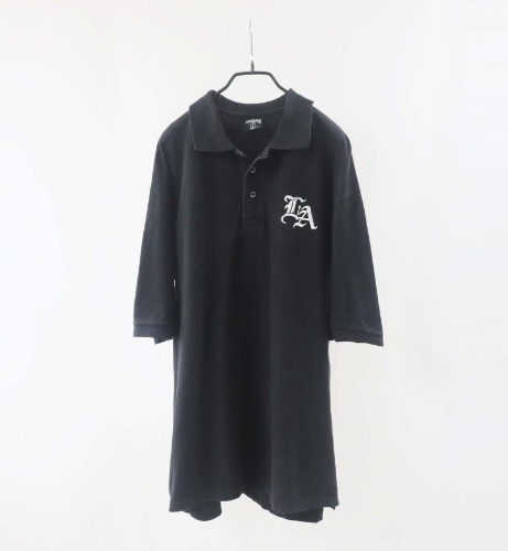 Triple9 collar T-shirt