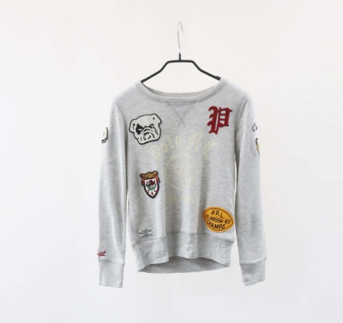 Ralph Lauren sweat shirt(KIDS 8-10size)