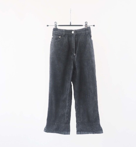 Buberry denim pants(KIDS 140size)