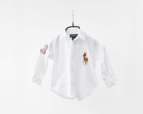 Ralph Lauren shirt(KIDS 24Msize)