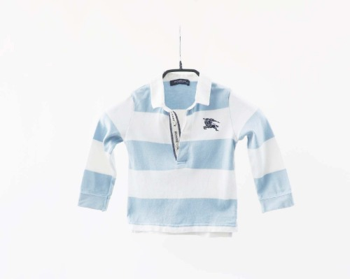 Burberry collar T-shirt(Baby 90size)