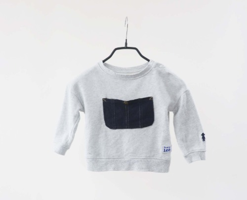 LEE sweat shirt(BABY 90size)