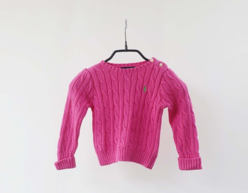 Ralph Lauren knit(KIDS 18M&NEW)