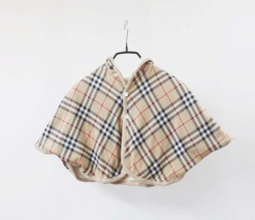 Burberry cape(for BABY)