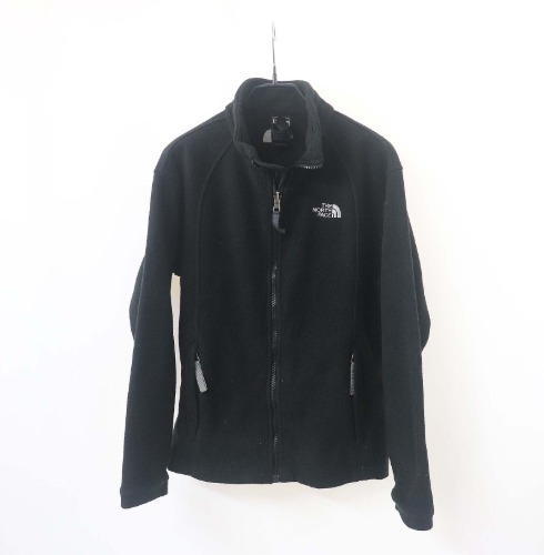 the north face zip-up fleece(GIRL's Lsize)