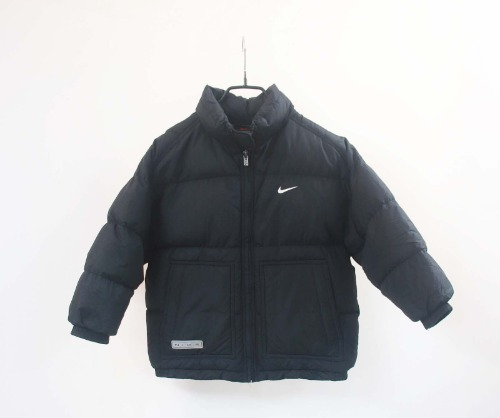 NIKE down padding jacket(KIDS 122-128size)
