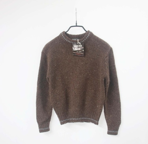PACIFIC TRAIL pure wool knit(NEW & KID130size)