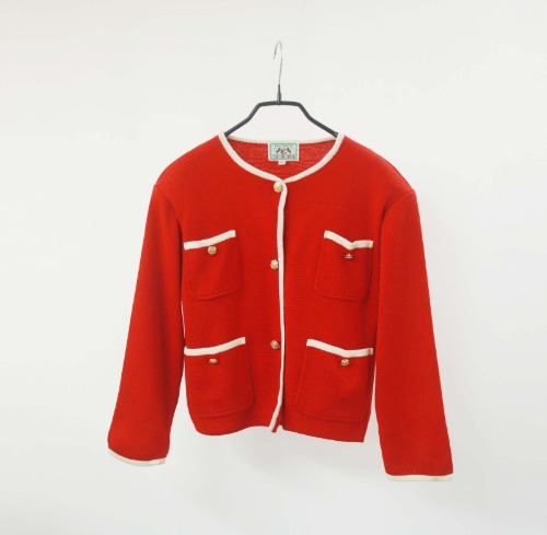 EAST BOY knit jacket(KIDS 130size)