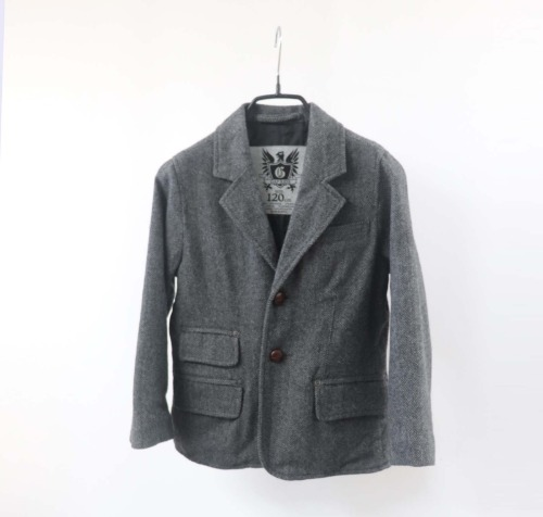 Gap herringbone jacket(KIDS 120size)