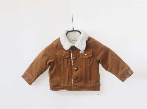 LEE corduroy jacket(BABY 90size)