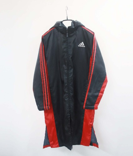 adidas bench parka(youth 150size)