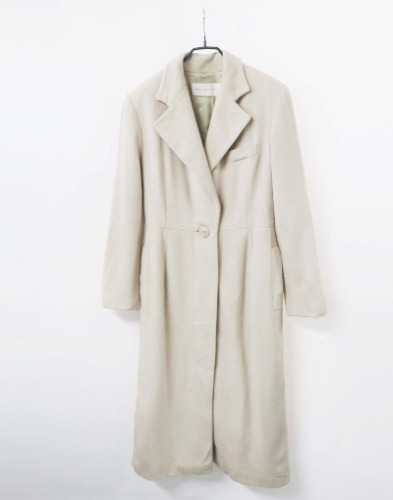 Lawrence Steele coat(Italy made)