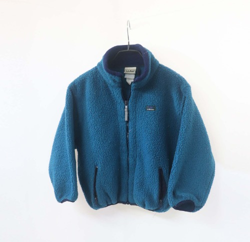 L.L.Bean fleece jacket(KID)