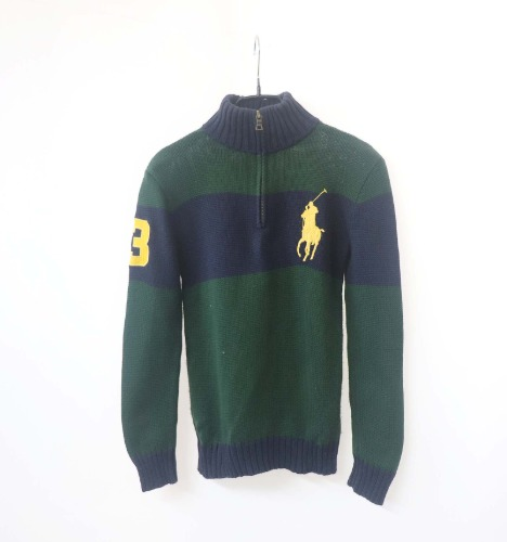 Ralph Lauren knit(KID 130size)