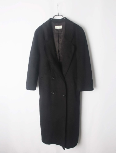 Street House cashmere coat