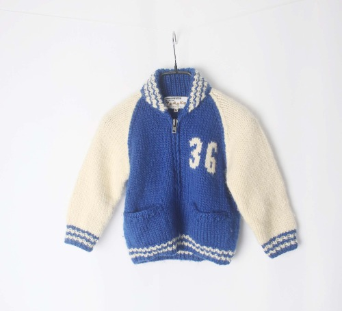 teaser wool sweater(KID 100-110size)