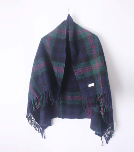 Royal Scot blanket(UK made)