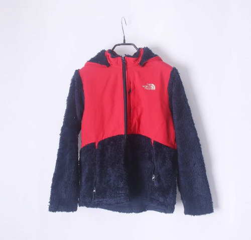 The north face fleece(KID 140size)