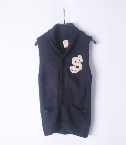 scotch&soda wool vest(KID 140size)