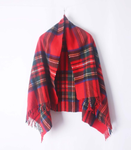 Johnstons lamswool blanket(Scotland made)