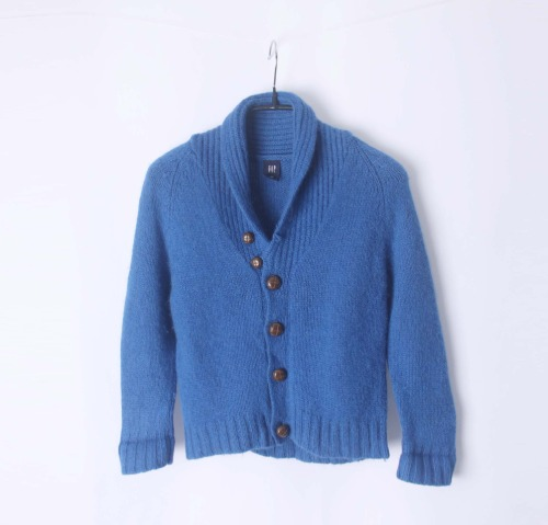 Gap shawl collar cardigan(KID 120sjze)