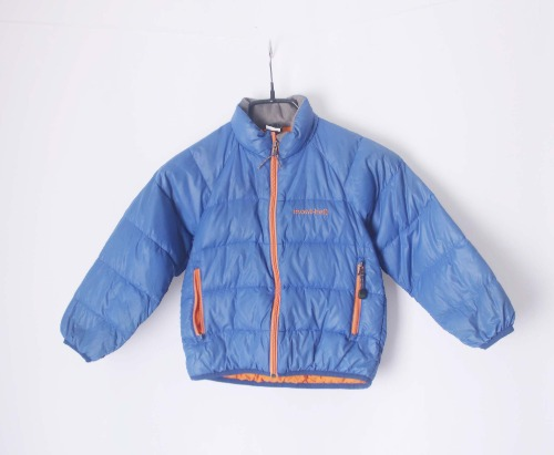 mont-bell down padding jacket(KID 100size)