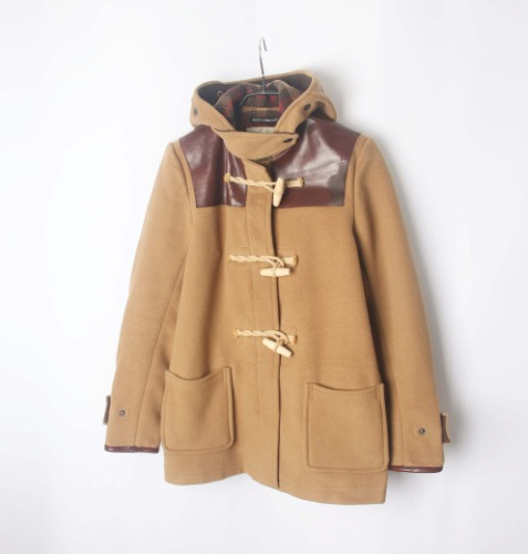 GLOVERALL X Dr.martens duffle jacket(England made)