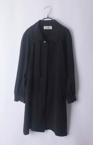 F shuying silk coat