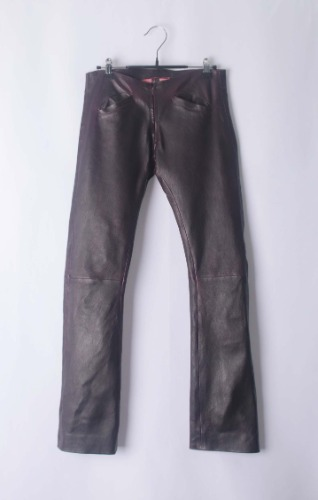 DDC.LAB fake leather pants