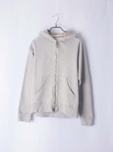 Davit Meursault zip-up hood