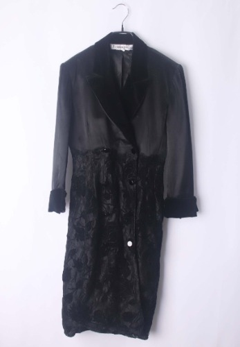 JEAN-LOUIS SCHERRER coat(France made)