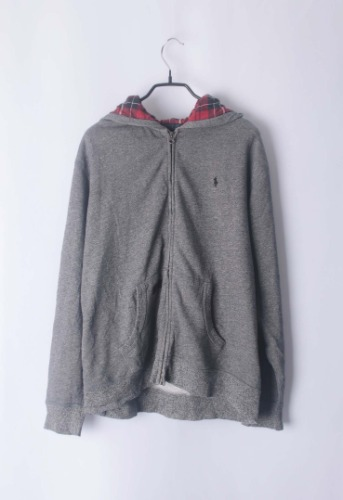Ralph Lauren zip-up hood
