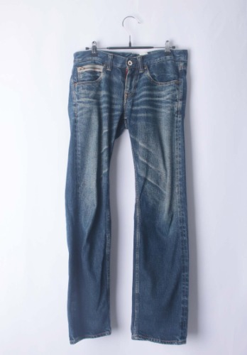 any jump selvedge denim
