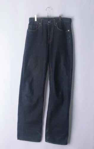 acoustic selvedge denim