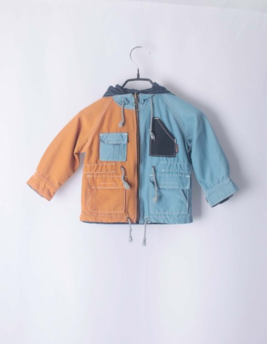 PARTY TICKET reversible jacket(KID)