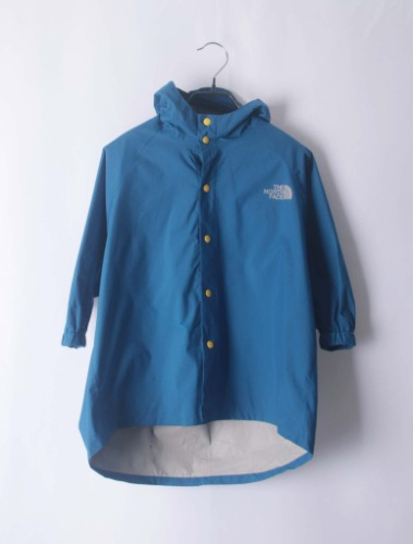 The north face raincoat(BABY 90size)
