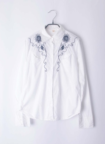 sping field western shirt