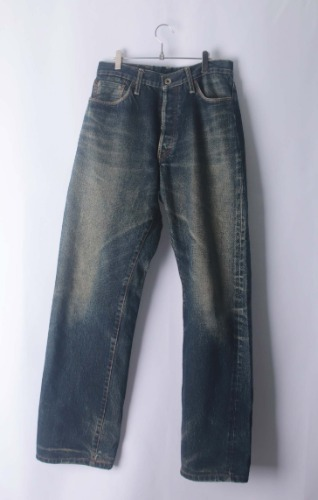 blue way selvedge denim