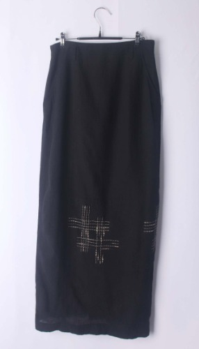 coulage long skirt