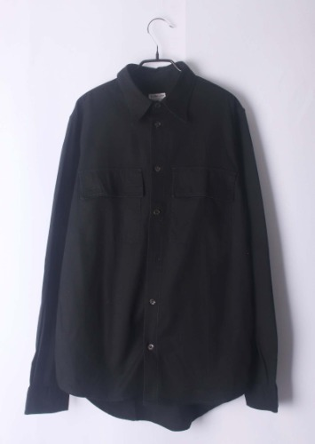 Helmut LANG 80's shirt(Italy made)