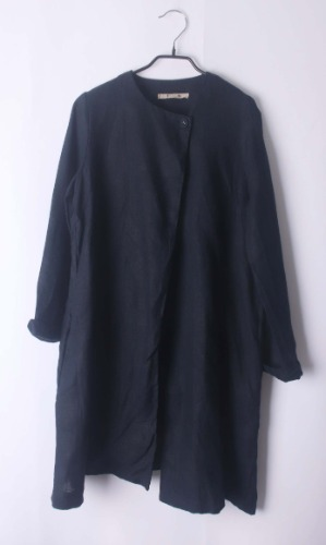 fog linen work linen coat