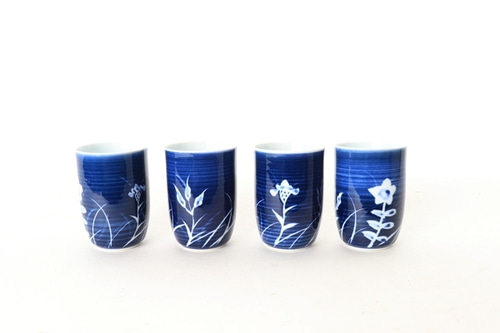 ARITA JAPAN cup set (4EA)