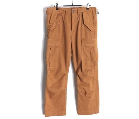 Italy made cotton pants