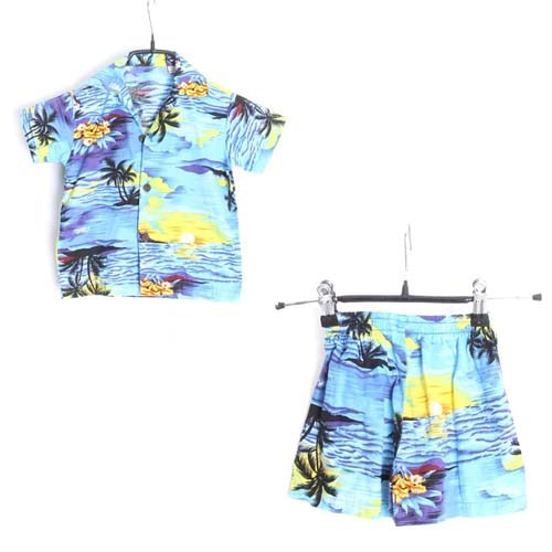 Hawaii made suit(KID 1size)