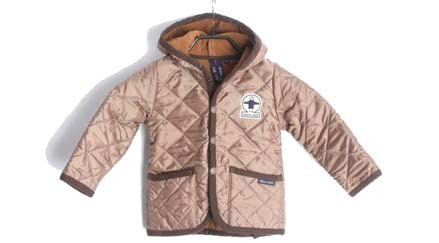 THE SMOCK SHOP quilting jacket(KIDS)