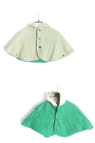 Reversible cape(BABY)