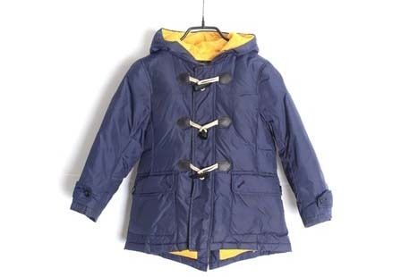 comme ca ism down padding jacket(KIDS 120size)
